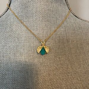 Kate Spade ♠️ Necklace NWT (Turquoise)